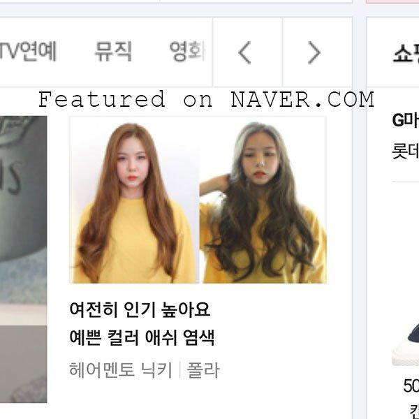 Korean-hairsalon-hairdresser-NICK-portfolio
