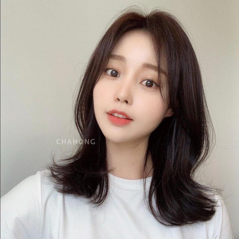 Korean hair trend – Digital perm style – Build perm